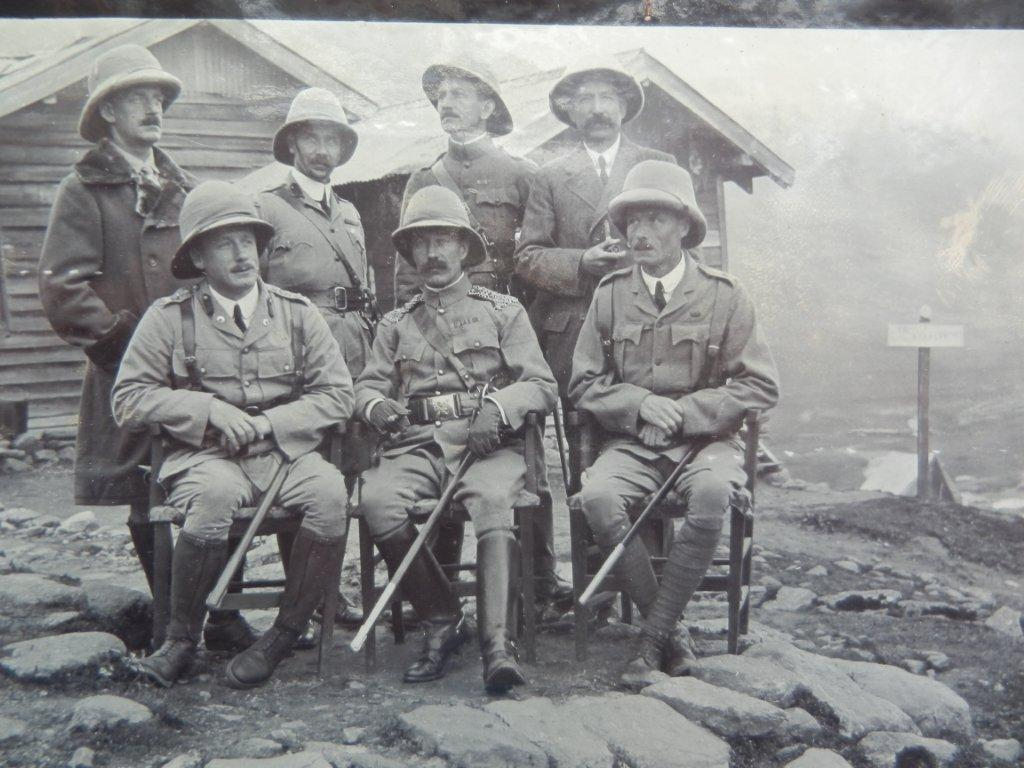 Col Willoughby & the Expulsion of the Chinese Army from Tibet, 1912
