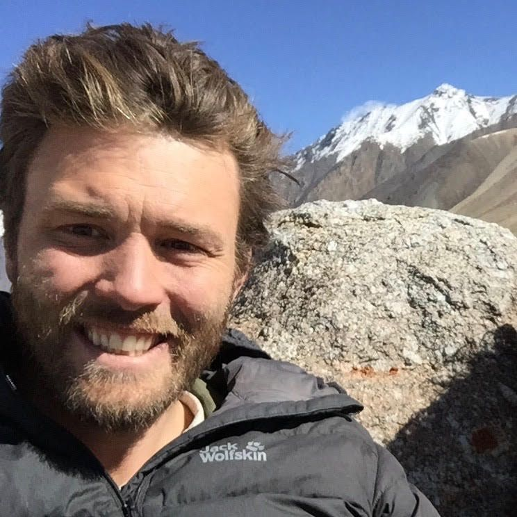 Following the Dragon: rafting the Karakoram