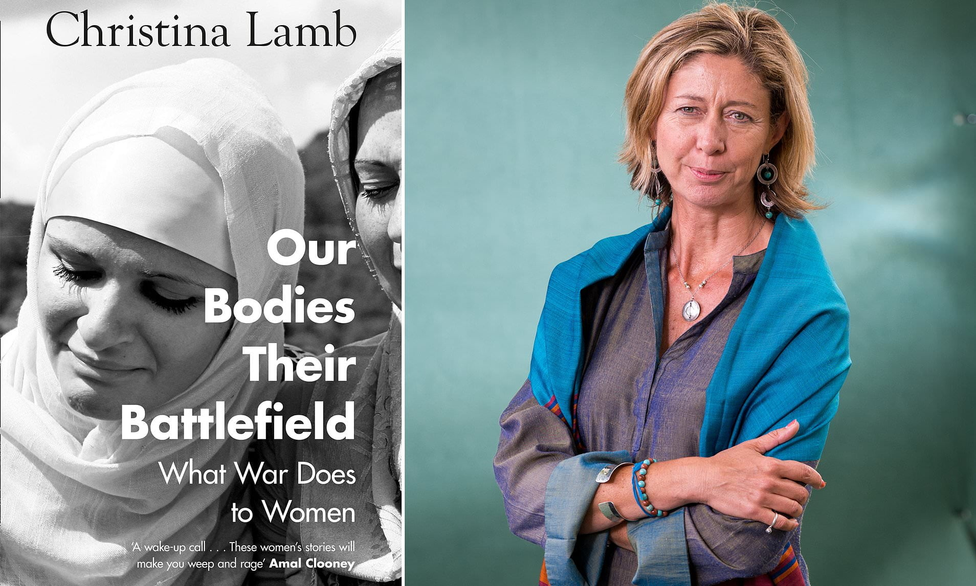 Our Bodies Their Battlefield – Christina Lamb, 25 June, 18.00