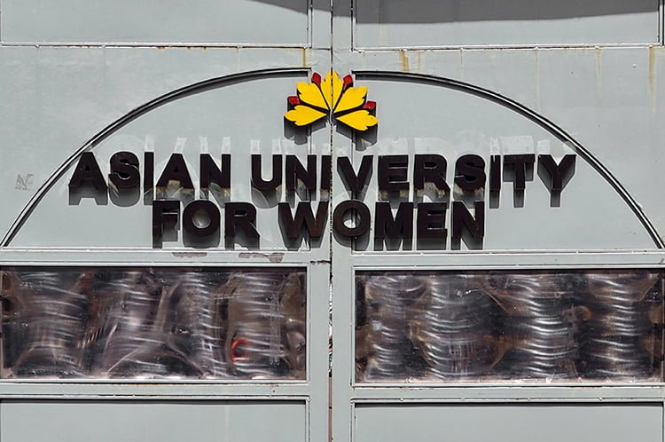 The Asian University for Women:  Supporting a Gender Agenda
