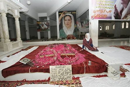 Benazir Bhutto and my enduring relationship with Pakistan – a conversation with Victoria Schofield