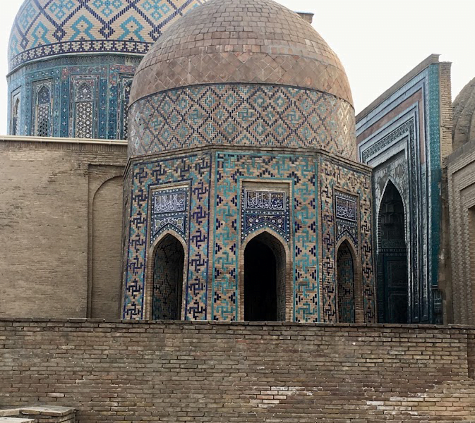 Shah-i Zinda, Samrkand